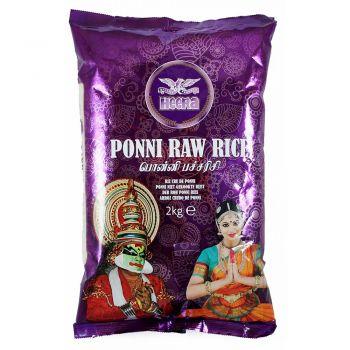Heera Ponni Raw Rice 2kg & 5kg Packs