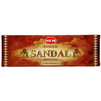 Hem Sandalwood Dhoop Sticks