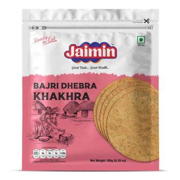 Jaimin Bajri Dhebra Khakhra 180g