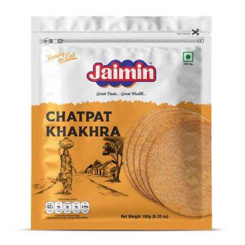 Jaimin Chatpat Khakhra 180g