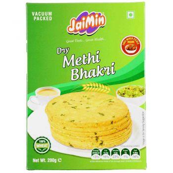 Jaimin Dry Methi Bhakri 200g