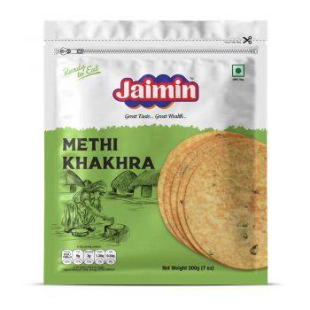 Jaimin Methi Khakhra 200g