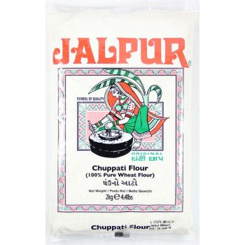Jalpur Chapatti Flour 2kg Pack
