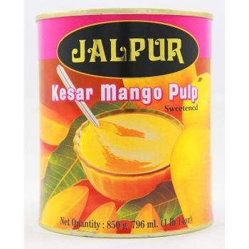 Jalpur Kesar Mango Pulp 850g