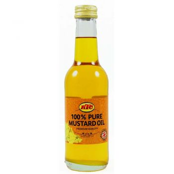 KTC Mustard Oil Pure 250ml