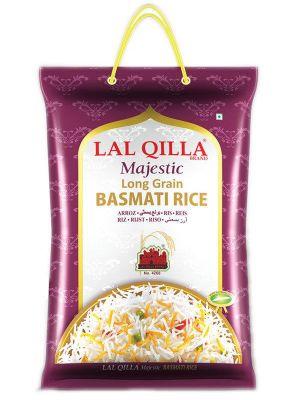 Lal Qilla Majestic Basmati Rice 5kg