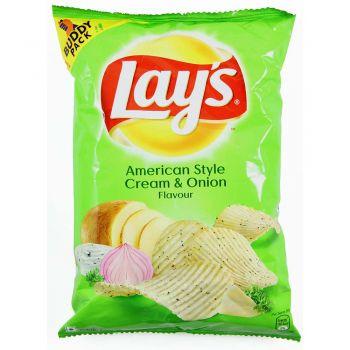 Lays American Style Cream & Onion 50g