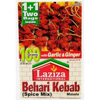 Laziza Behari Kebab Mix 100g