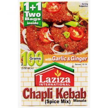 Laziza Chapli Kebab Mix 100g