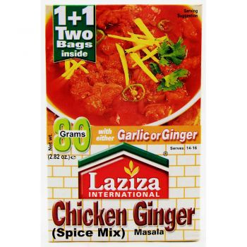 Laziza Chicken Ginger Mix 80g