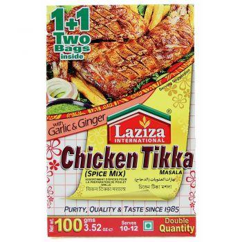 Laziza Chicken Tikka 100g