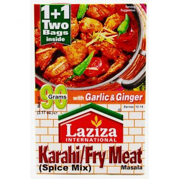 Laziza Karahi/Fry Meat 90g