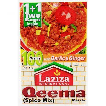 Laziza Qeema Masala Mix 100g
