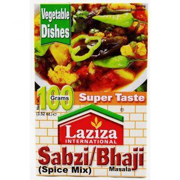Laziza Sabzi / Bhaji Masala 100g