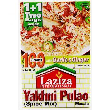 Laziza Yakhni Pulao 100g