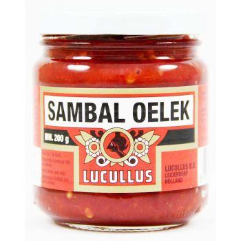Lucullus Sambel Oelek 200g & 725g
