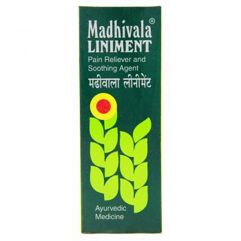 Madhivala Liniment Pain Reliever and Soothing Agent 90ml