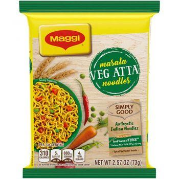 Maggi Veg Atta Noodles 72.5g