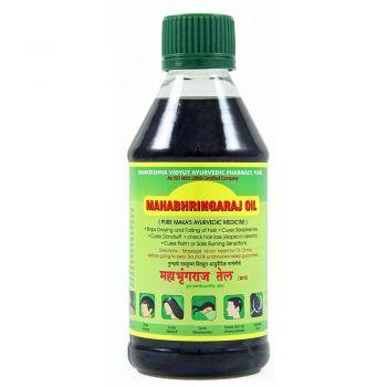 Mahabhringaraj Oil 100ml & 200ml