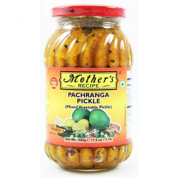 Mother's Pachranga Pickle 500g