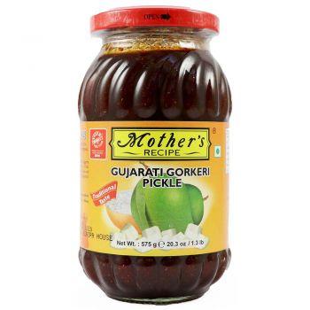 Mother's Recipe Gujarati Gor Keri Pickle 575g
