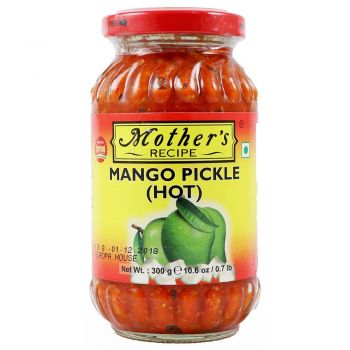 Mother's Recipe Mango Pickle (Hot) 300g