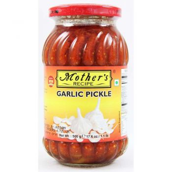 Mother's Recipe Garlic Pickle 500g