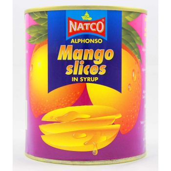 Natco Mango Slices 425g & 850g