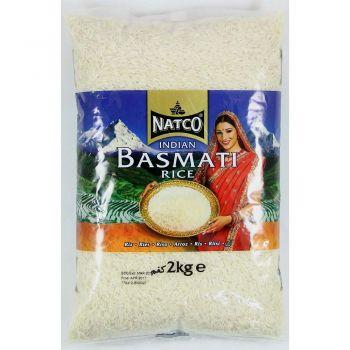 Natco Basmati Rice 2kg