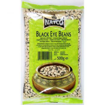 Natco Black Eye Beans 500g, 1kg & 2kg Packs