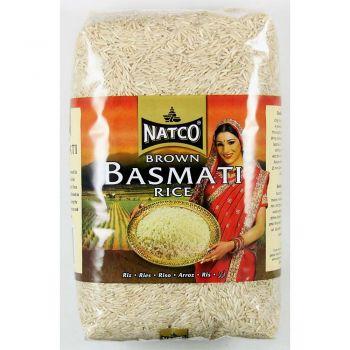 Natco Brown Basmati Rice 1kg
