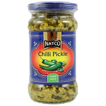 Natco Chilli Pickle 300g