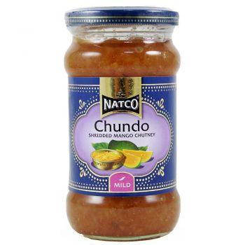 Natco Chundo Chutney 340g