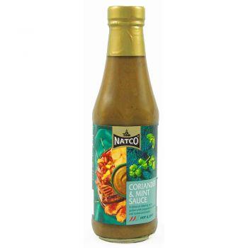 Natco Coriander Mint Sauce 340g