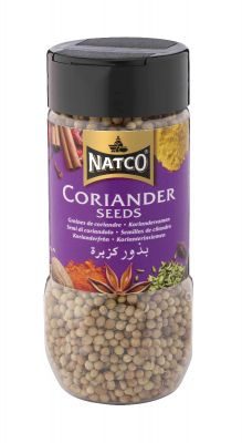 Natco Coriander Seeds 65g jar