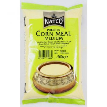 Natco Corn Meal Medium 500g