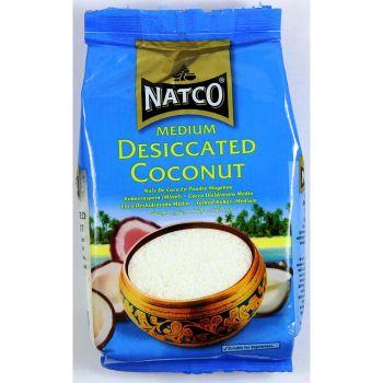 Natco Medium Desiccated Coconut 300g & 1kg Packs