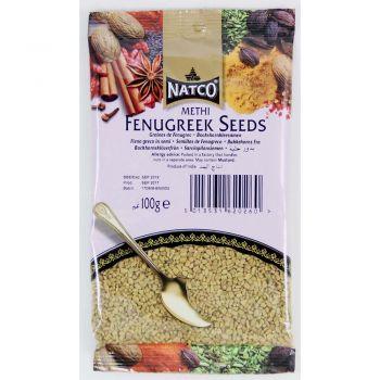 Natco Fenugreek Seeds 100g