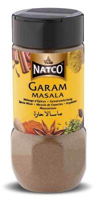 Natco Garam Masala 80g jar