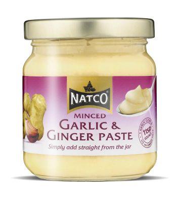 Natco Garlic & Ginger Paste 190g