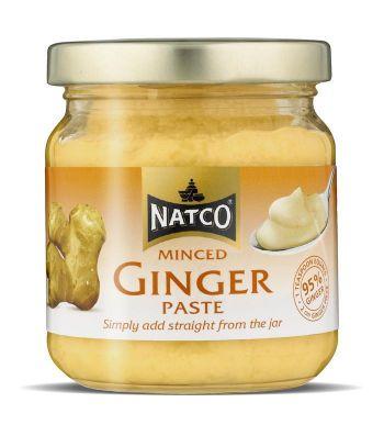 Natco Ginger Paste 190g & 1kg