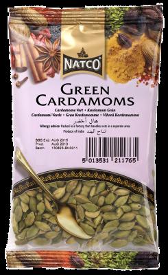 Natco Green Cardamom 50g