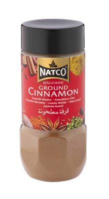 Natco Cinnamon Ground 100g jar