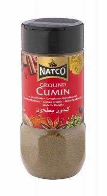 Natco Ground Cumin 100g jar
