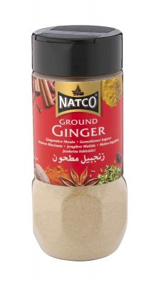 Natco Ground Ginger 70g jar