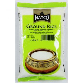 Natco Ground Rice 500g & 1.5kg Packs