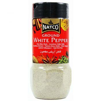 Natco Ground White Pepper 100g Jar
