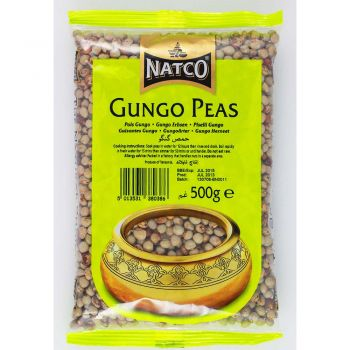 Natco Gungo Peas 500g & 2kg Packs