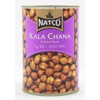 Natco Kala Chana 400g