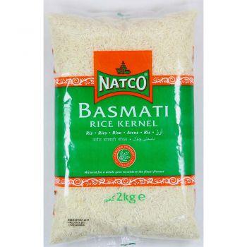 Natco Basmati Rice Kernal 2kg